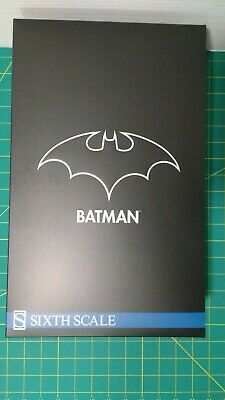 Batman Sixth Scale Figure by Sideshow Collectibles (Pre-Owned)