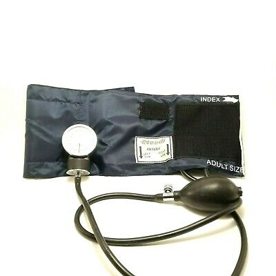 Needi Blue  Blood Pressure cuff Acurate Reading Adult/Medium (Arm) USA Seller
