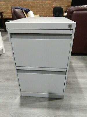 Brownbuilt 2 Drawer Filing Cabinet