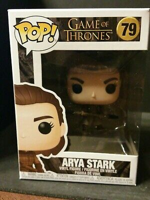 Funko Pop - Game Of Thrones - Arya Stark #79