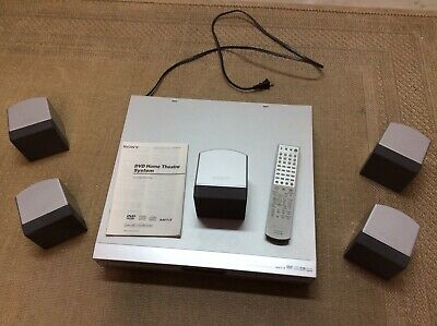 Sony Home Theater System DAV-BC150