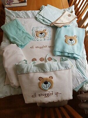 All Snuggled Up Cotbed Range from Mothercare