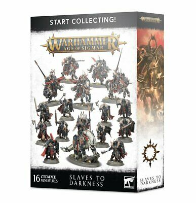 Pre-Order - Warhammer Start Collecting! Slaves To Darkness