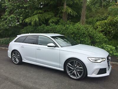 2014 64 reg,Audi RS6 Avant 4.0 TFSI ( 560ps ) Tiptronic quattro AIR SUSPENSION