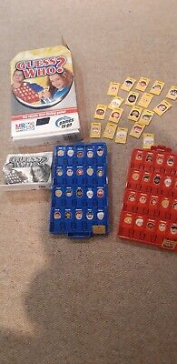 Vintage Guess Who MB games 2005 Edition Travel Size 100% Complete