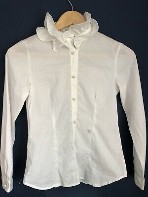 Girls Miss Grant Blouse Size 10