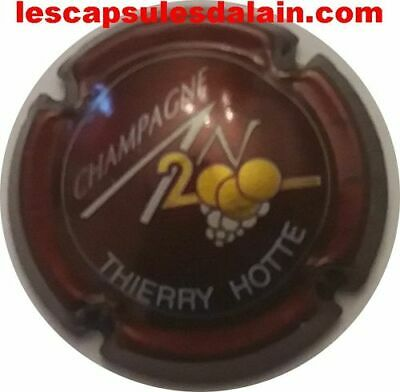 Belle Capsule Champagne Thierry Hotte An 2000 Ref N°615 News