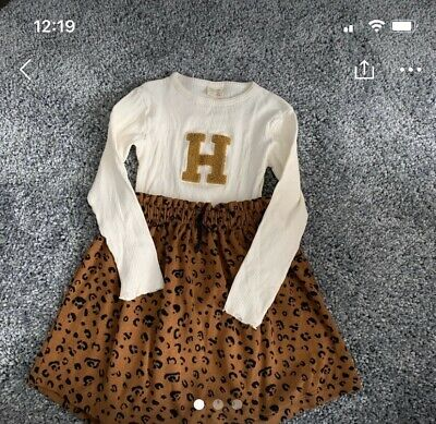 Zara Girls Outfit Age 10