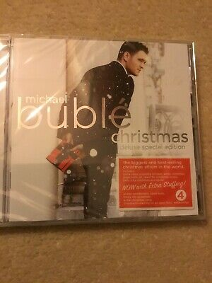 Michael Buble - Christmas (Deluxe Special Edition) New & Sealed CD Free P&P