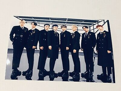 ATEEZ GROUP TREASURE EP.FIN All To Action Japan Japanese Limited Photocard