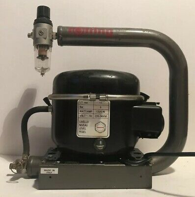 ROTRING - X 102 Airbrush Compressor - Full Working Order