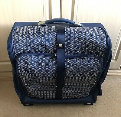 The Rolling Tote Bag By Tattered Lace Craft Storage Rrp £139.99