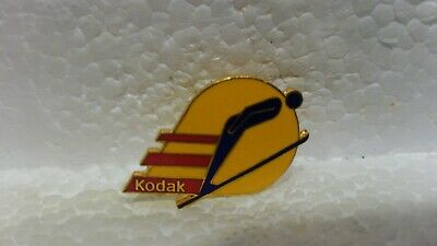 Kodak Officiel Sponsor de Jeux Olympiques Ski Jumping Collection Broche pin3635