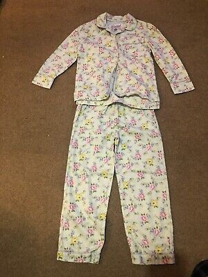 Marks and Spencer Autograph Girls Pyjamas Age 5-6 years