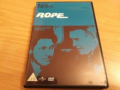 Rope The Hitchcock Collection DVD (2003) James Stewart John Dall