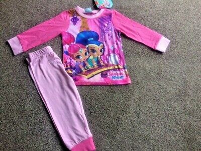 Girls Shimmer and Shine Pyjamas Size 18 - 24 months - Brand New with Tags!!!