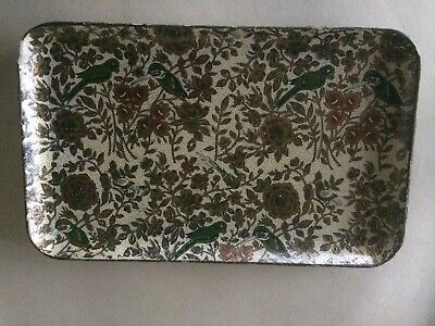 Vintage Small William Morris Style Tray