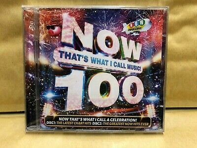 Now Thats What I Call Music 100 2CD Set Various Artists WC3