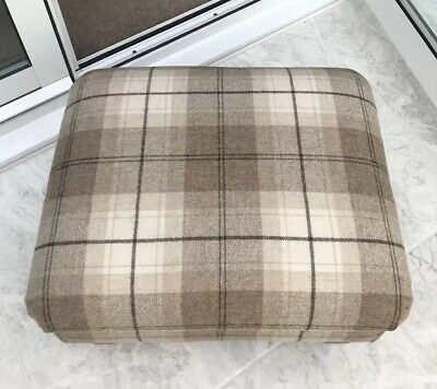 Laura Ashley Footstool Pouffee. Lovely Condition