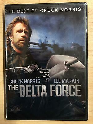 The Delta Force (DVD, 1986) - NEW19