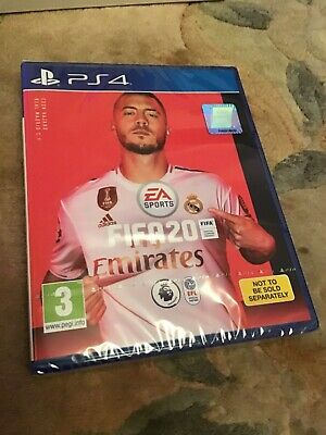 FIFA 20 PS4 PlayStation 4 Brand New