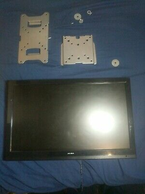 """ALBA 19"""" HD Ready Digital LED TV with built in DVD player AMKDVD19 WALL MOUNTED"""
