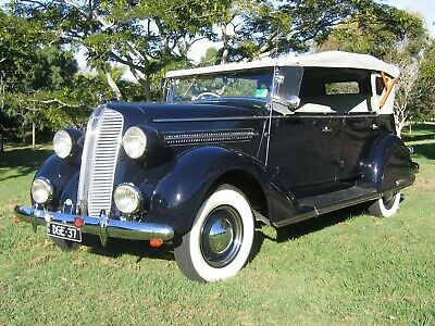 1937 Dodge Mc Model 6 Cyl Tourer Not Ford Or Chev