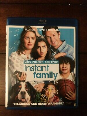 Instant Family (Blu-ray/DVD)!!!!