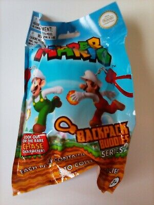 Super Mario Backpack Buddies Series 2 YOU CHOOSE New bag opened to verify item