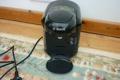 Bosch Coffee Maker Black Tassimo CTPM07
