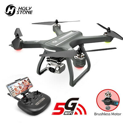 Holy Stone HS700D Brushless RC GPS FPV Drone with WiFi 2K HD Camera Quadcopter
