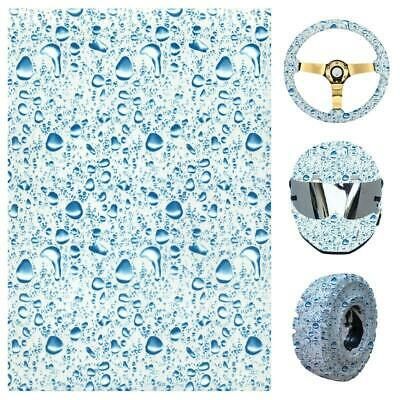 YS041 Water Transfer Hydrographic Film Hydro Dipping Self-adhesive Decor Sticker