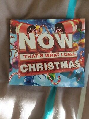 NEW Now That's What I Call Christmas - Various Artists CD] FREE POSTAGE