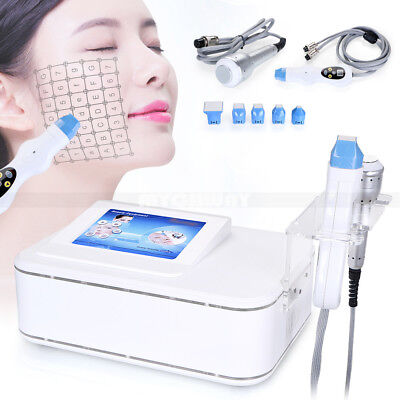 Face lifting Fractional Rf Radio frequency anti Aging Therapy Beauty Machine