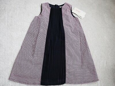 Poney Collection Beautiful Girls Dress Size 4-5 Years NEW
