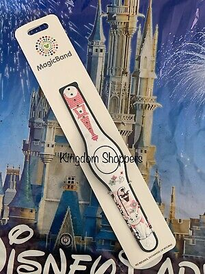 2019 Disney Parks Magicband Magic Band The Aristocats Marie White