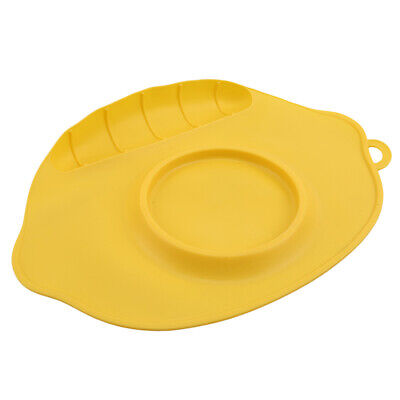 Kids Household Placemat Plate Dish Safe Food Tray Table Mat Dish ONE