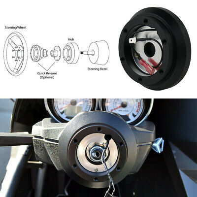 Car Steering Wheel Quick Release Short Hub Adapter For Mitsubishi Eclipse Subaru