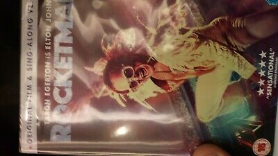 Rocketman 2019 dvd new and sealed
