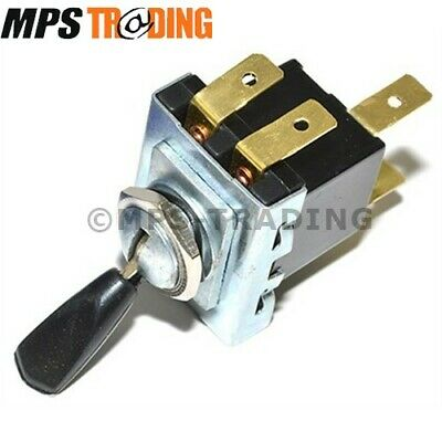 2a /& 3 Spot Lamp Toggle Switch x2 Bearmach RTC430 Land Rover Series 2