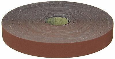 3m Utility Cloth Roll - Aluminum Oxide, P120 Grit, 1 W X 50 Yd - Lot of 5