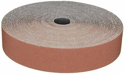 3m Utility Cloth Roll - Aluminum Oxide, P60 Grit, 2 W X 50 Yd - Lot of 5