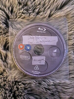 Once Upon A Time In Hollywood - Blu Ray - Brand New Disc Only