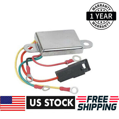 New Voltage Regulator D411SE one wire  for Delco 13120469 D677 D685 D698 VR472
