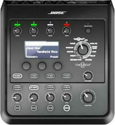 Bose Professional T4S ToneMatch 4 Channel Digital Mixer