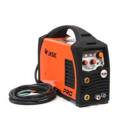 Jasic PRO TIG 200 AMP DC WELDING MMA Welding Machine TORCH, EARTH, REGULATOR