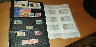 All World GB and British Commonwealth mint and used stamp collection High Value