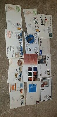 GB British Commonwealth and World Large FDC cover collection with rarities