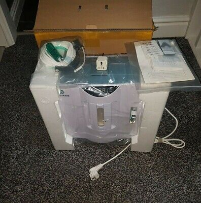 Joieya JYT-2 Oxygen Concentrator complete with Remote Control ***Free Postage***