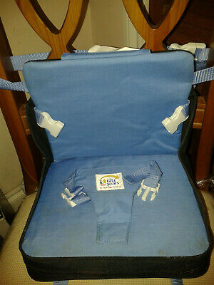 First Years-Learning Curvet-Portable Travel Booster Seat self inflating